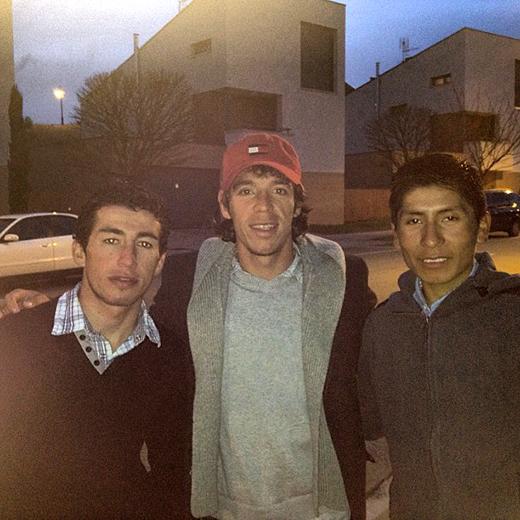 Henao, Uran Uran & Quintana